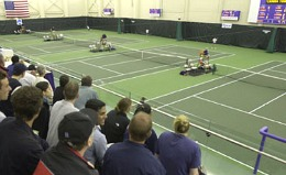 Northwestern University Tennis Camp