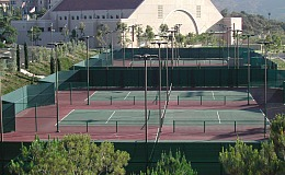 Soka University Nike Tennis Camp