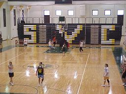 Nike Girls Basketball Camp Saint Vincent College