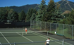 Nike Tennis Camp at Sun Valley Resort