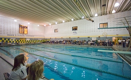 Nike Swim Camp at the University of Vermont