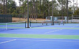 University of West Florida Nike Tennis Camp