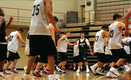 NBC Basketball Clinics in Washington State