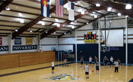 NBC Volleyball Camp at Colorado Christian University