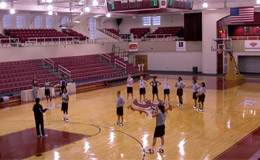 NBC Basketball Camp at Elon University