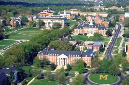 Nike Golf Camps, University of Maryland