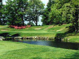 Nike Golf Camps, New England Country Club