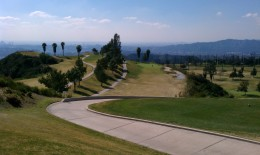 Nike Golf Camps, Scholl Canyon Golf Course