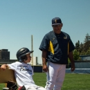 Join Cal Baseball Coach, David Esquer, This Summer At The Nike Baseball Camps!
