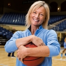 Getting to Know: Cindy Fisher, Head Coach University of San Diego