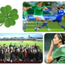 Happy St Patrick's Day from your favorite Irish soccer player and coach!