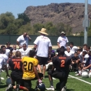 Contact Football Camps Returns to Southern California