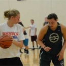 NBC Presidents Day Hoop Clinic in Spokane, Washington