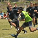 Nike Elite Rugby Camps Secure Coaching Staff for Nationwide Network of Rugby Camps
