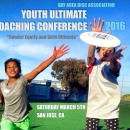 Nike Ultimate Camps Sponsors Bay Area Disc Association's 2016 Youth Ultimate Coaching Conference