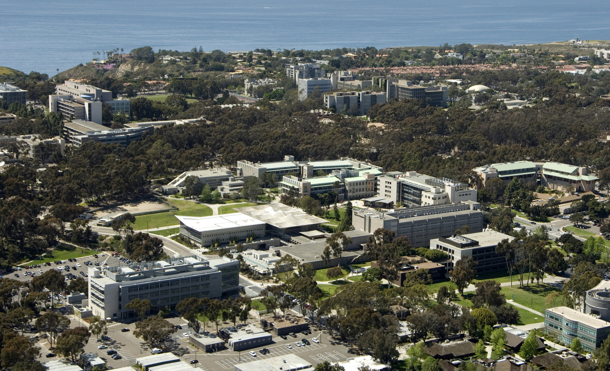 Ucsd College Tour