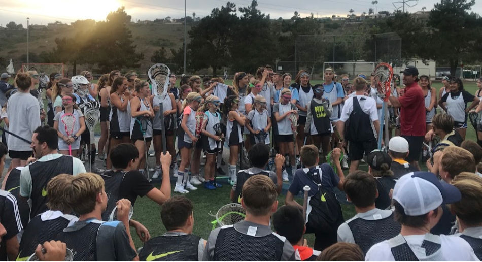 Nike Girls Lacrosse Camp University of San Diego
