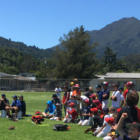 Nike Linedrive Baseball Camp Tamalpais High School