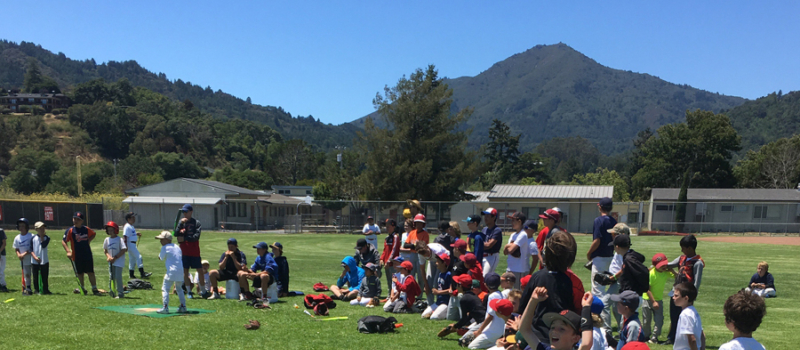 Nike Redwood Baseball Camps