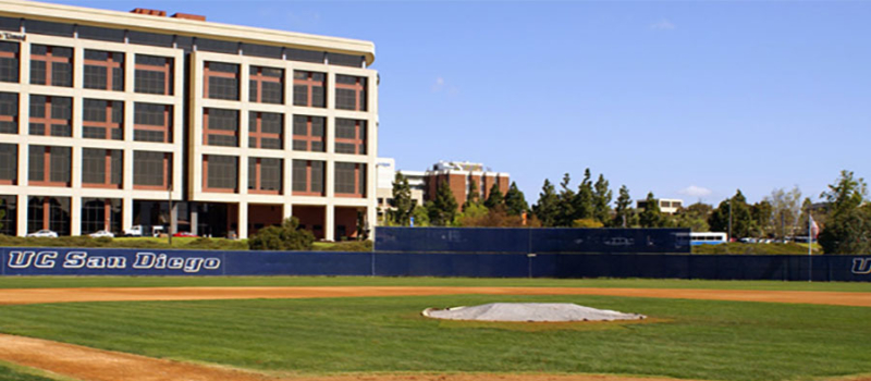 San Diego Baseball Camp Field
