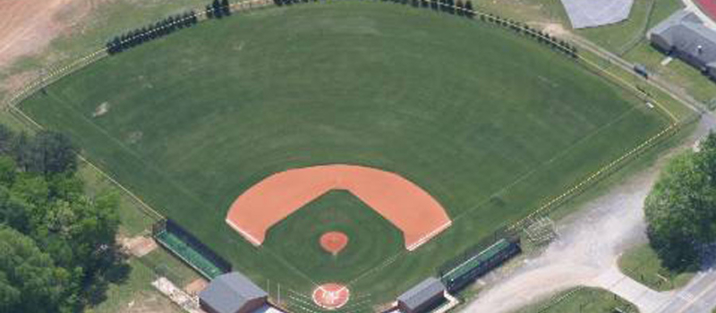 Darlington Facility Baseballfield