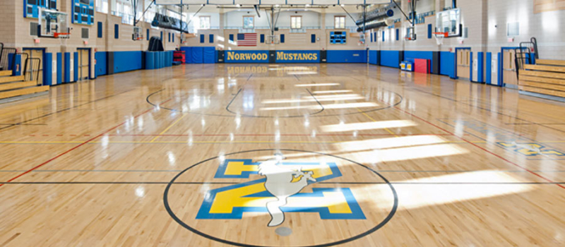 Norwood High School Gym