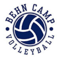 Behn Volleyball Logo