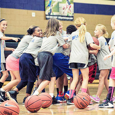TYPE: Nike Day Basketball Camps