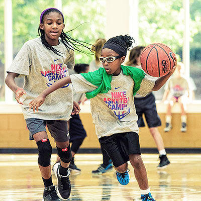 TYPE: Nike Overnight Basketball Camps