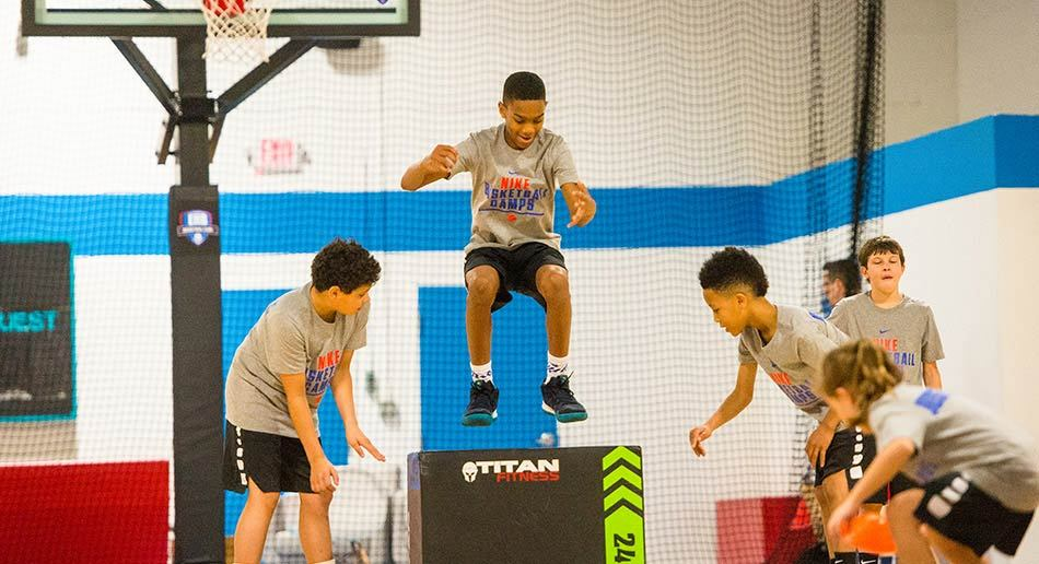 Nike Basketball Camp EHB Basketball Academy