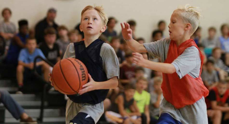 at Nike Basketball Camps. Watch Video