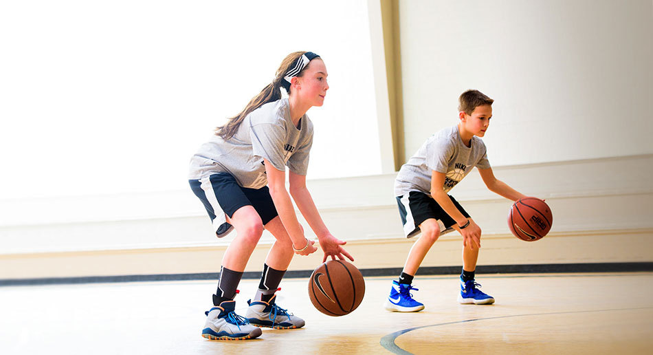 new styles 4fa65 621e5 Improve your game and have serious fun at Nike Basketball Camps