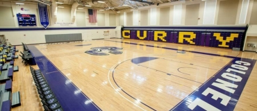 Curry College Gym