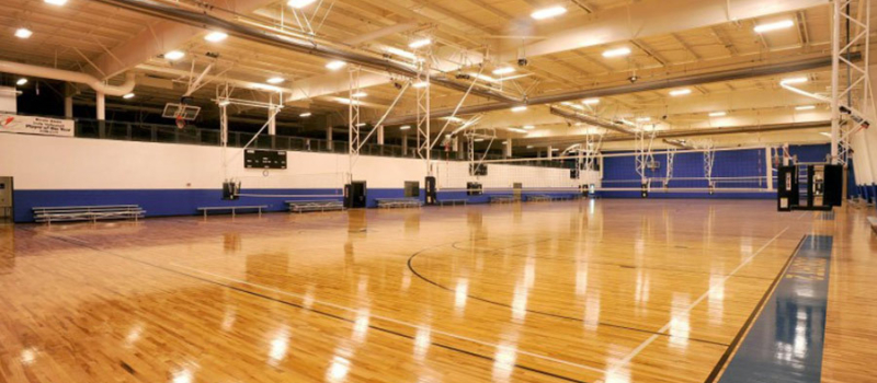 A Game Sportsplex Facility