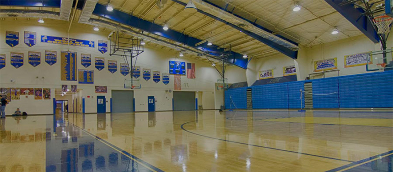 Charlotte High School Gym