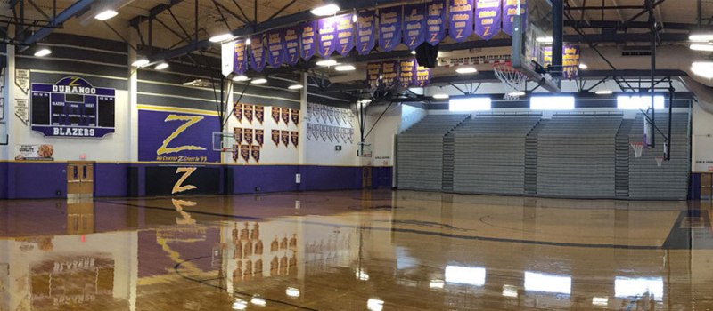 Durango High School Gym