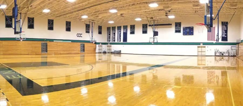 Endicott College Gym