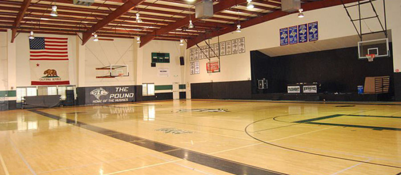 Fairmont Preparatory Academy Gym