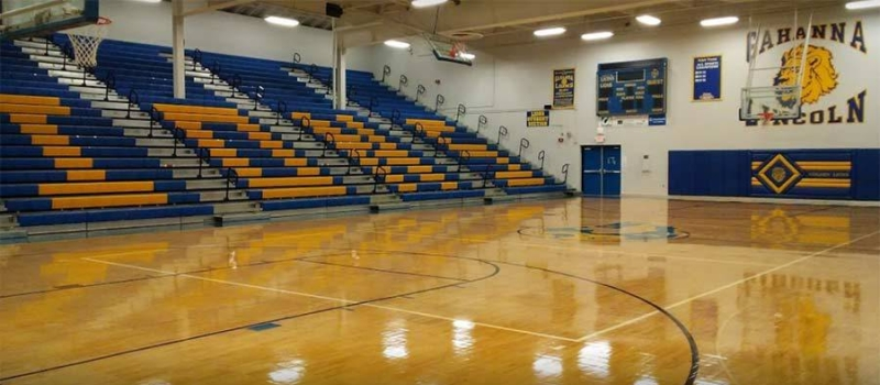 Gahanna Lincoln High School Gym