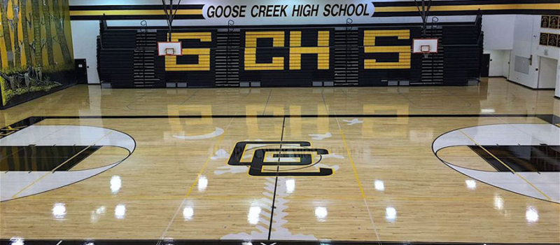 Goose Creek Gym