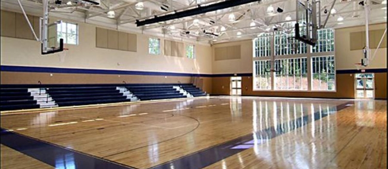Kings Ridge Christian School Gym