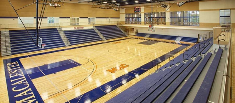 Macalester College Gym