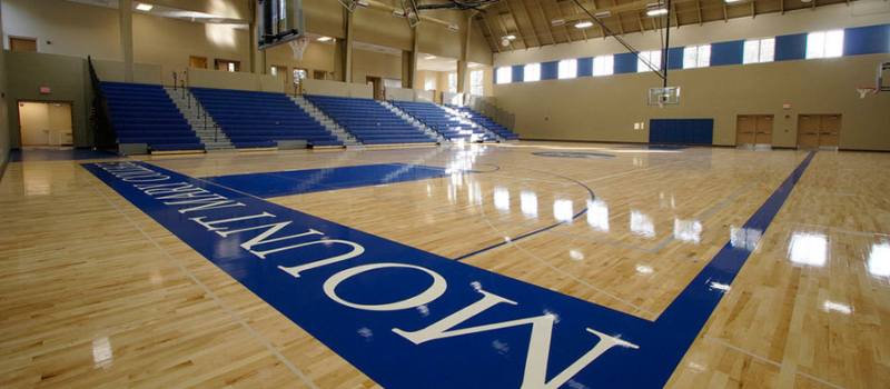 Mount Mary University Gym