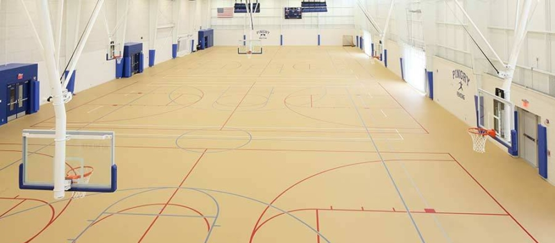 Pingry School Gym