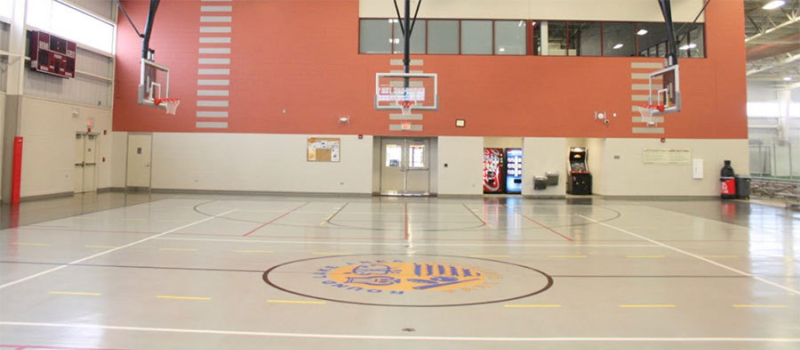 Round Lake Sports Center Gym