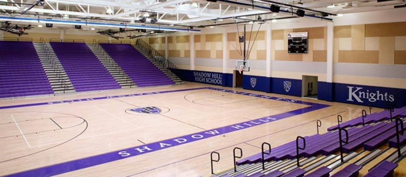Shadow Hills High School Gym