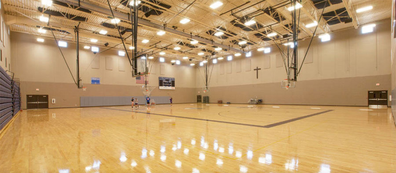 Tolton Catholic Gym