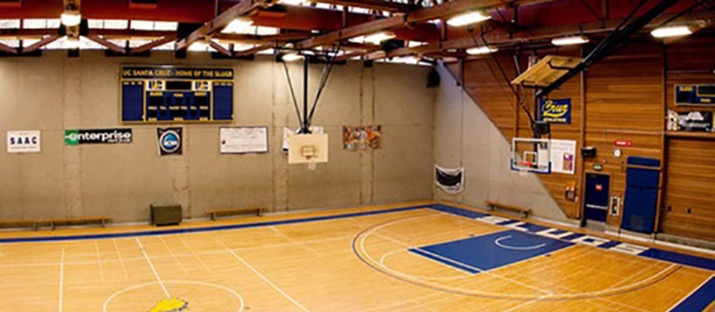 Ucsc West Field House Gym