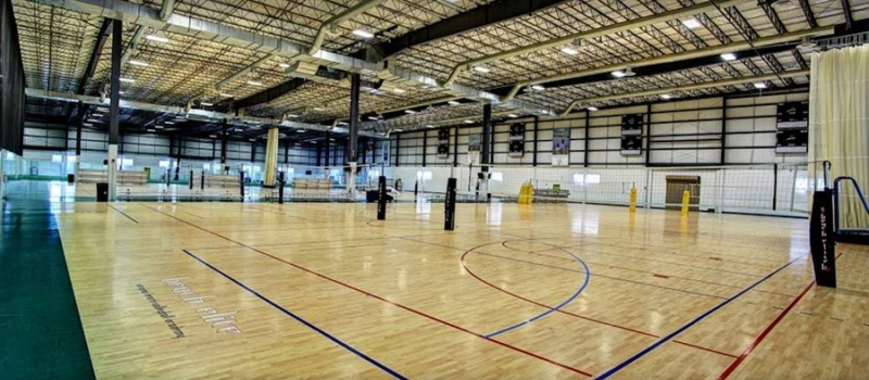 Virginia Beach Field House Courts