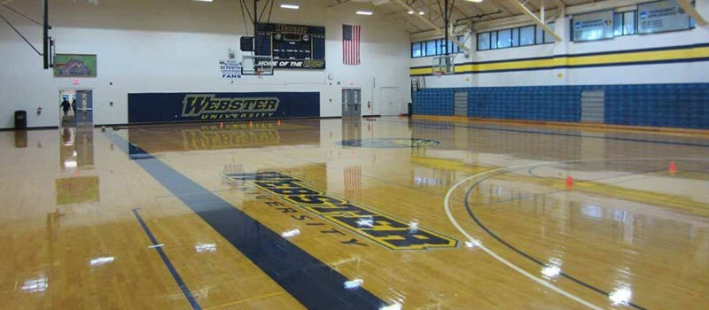 Webster University Gym
